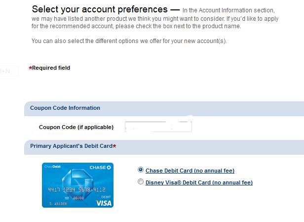 how to open a chase checking account