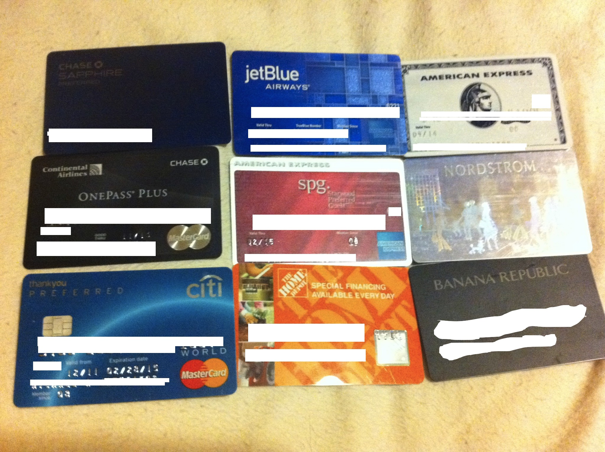 684 Credit Score >> Pictures of your Plastic! - myFICO® Forums - 1032116