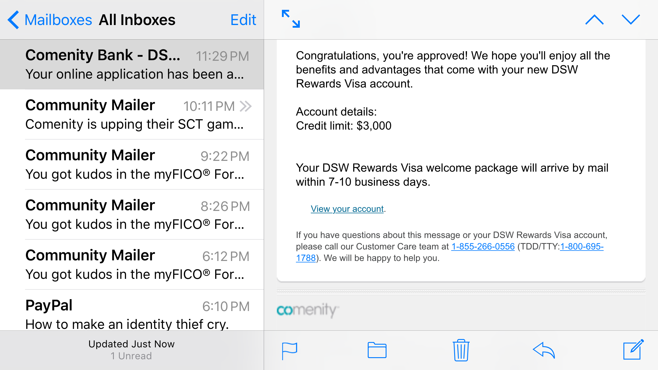 Enity Is Upping Their Sct Game For Me Myfico Forums