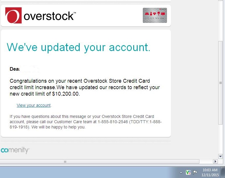 Overstock Com Home Page My Account