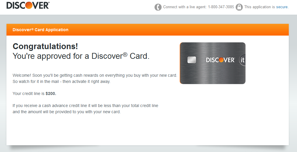 how to get approved for a secured credit card