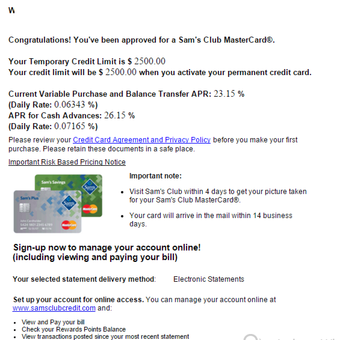 Sam s club credit card payment - Ritz Marriott Discover Ebates Stash Sam S Mc Myfico Forums 4463204