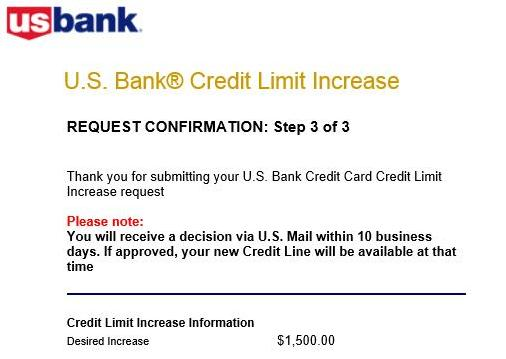 how to get increased credit limit me bank