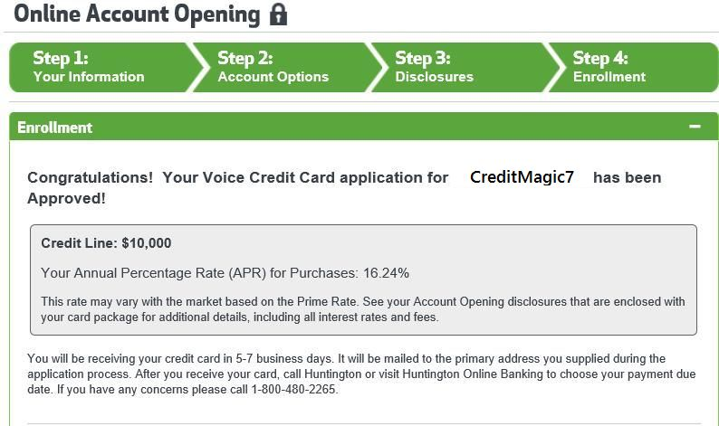 New huntington bank voice mc approval myfico forums 4621096 new voice 10kg colourmoves