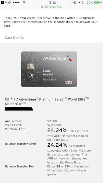 Citibank American Airlines 50 000 Miles Offer No