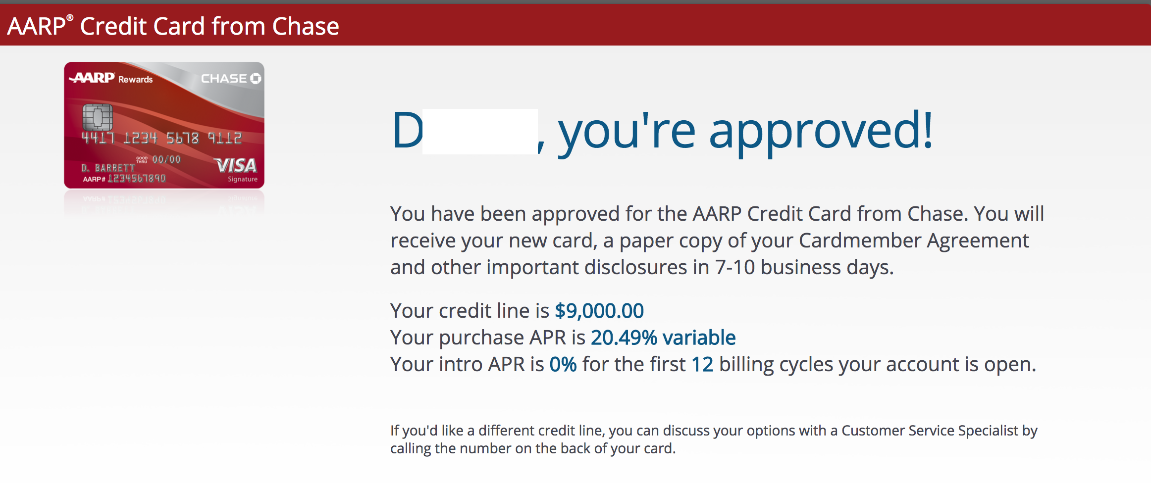 Chase No You Cant Have A CLI But How About A MyFICO - Invoice word doc online store credit cards guaranteed approval