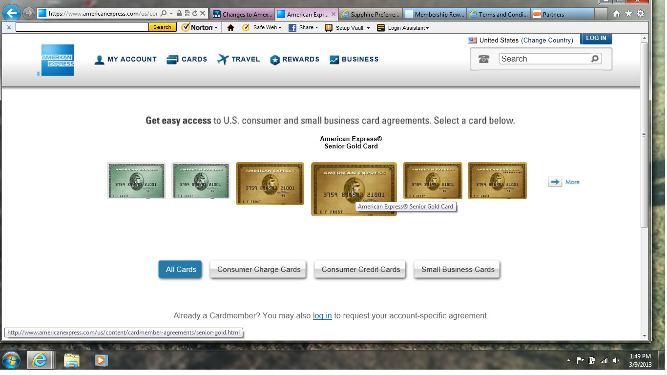 Changes to Amex Charge Cards??? - myFICO® Forums - 1942357