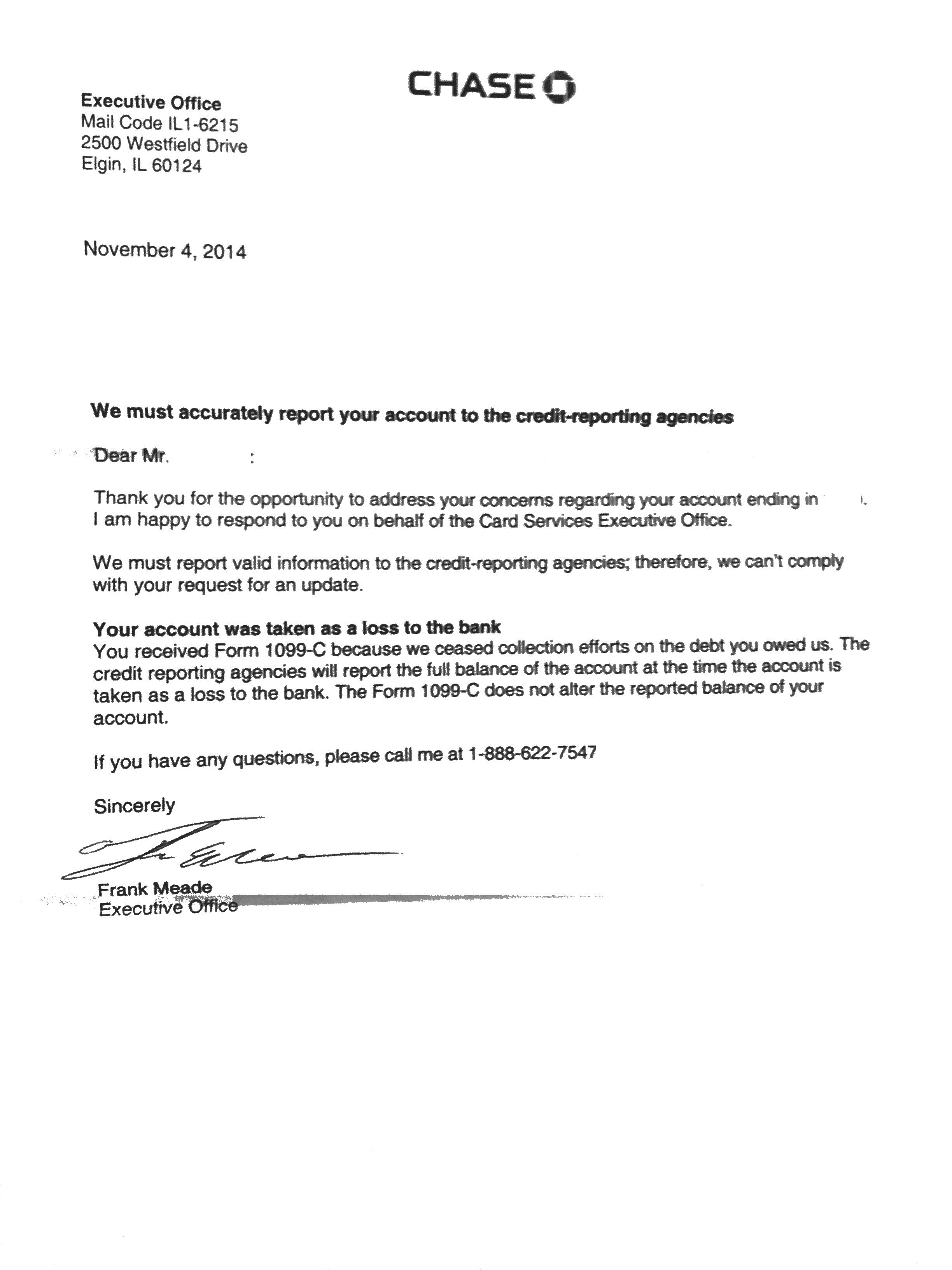 Examples Of Goodwill Letters To Creditors