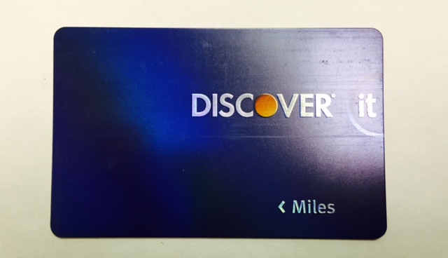 Discover Miles card arrived - Page 8 - myFICO® Forums - 3827488