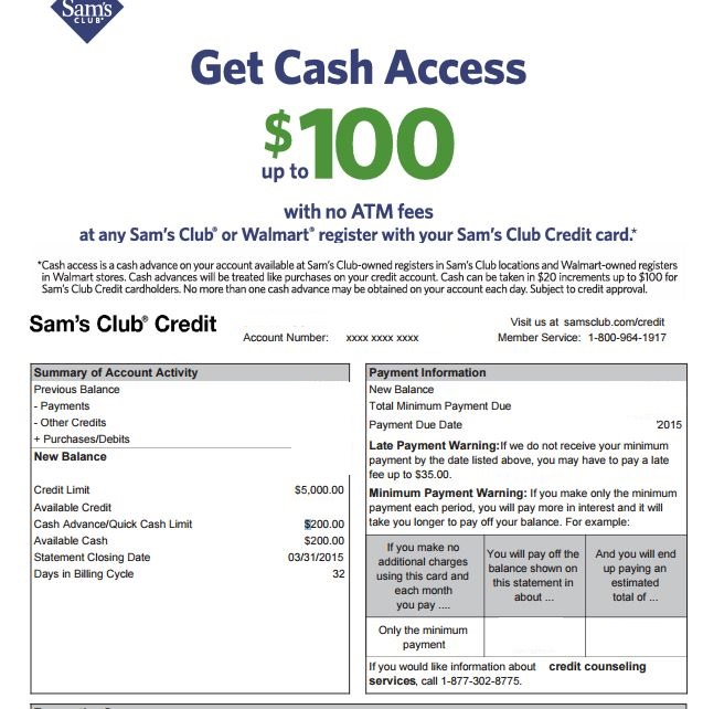 Walmart cash advance limit? - Page 9 - myFICO® Forums - 9866828