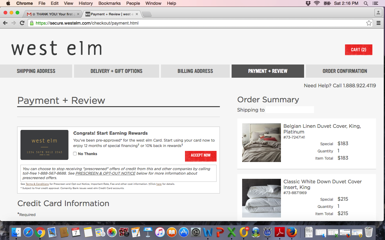 West Elm Approved Myfico Forums 4583619