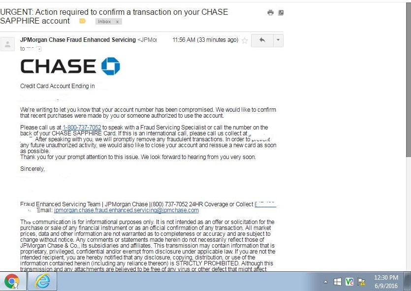 Chase Credit Card Fraud Myfico Forums 4631219