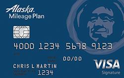 Alaska Airlines Visa Signature 11k Very Excited