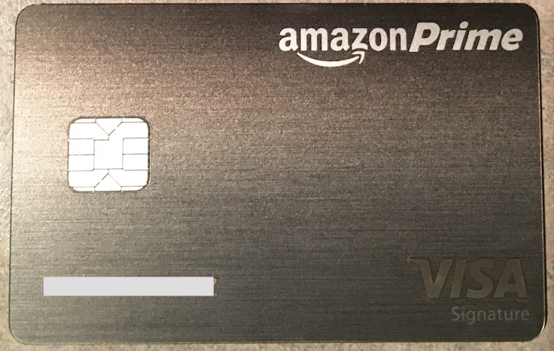 Chase Amazon Prime Picture - Got card - Page 8 - myFICO® Forums
