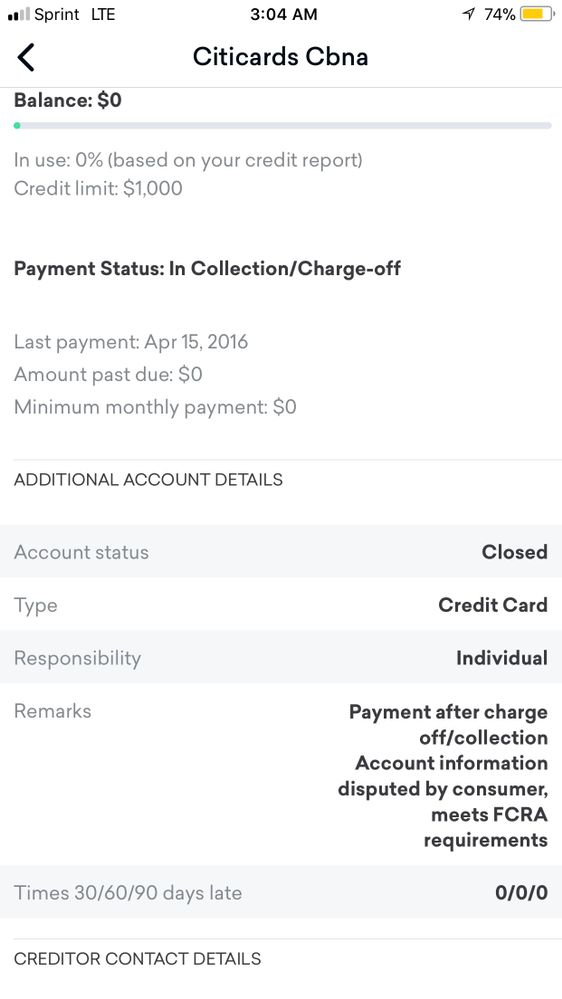 Confused about charge-off account and status - myFICO® Forums