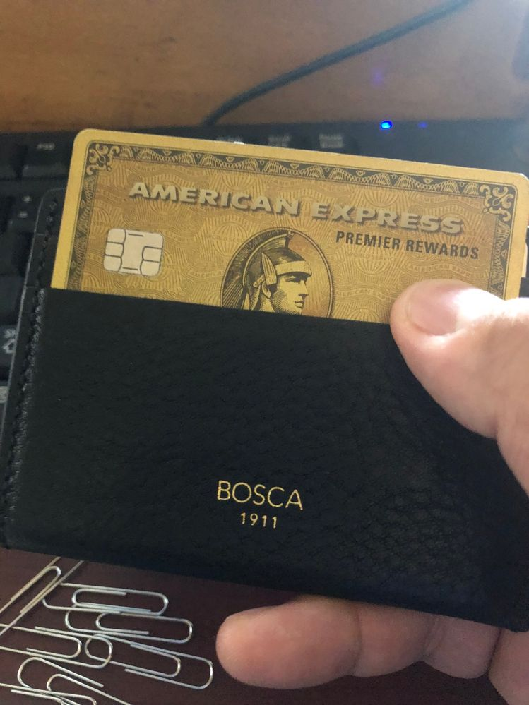 Amex PRG (Plastic): Unstained