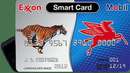 ExxonMobil Smartcard -Citi- $2500