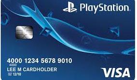 Playstation Visa (Comenity) $1950