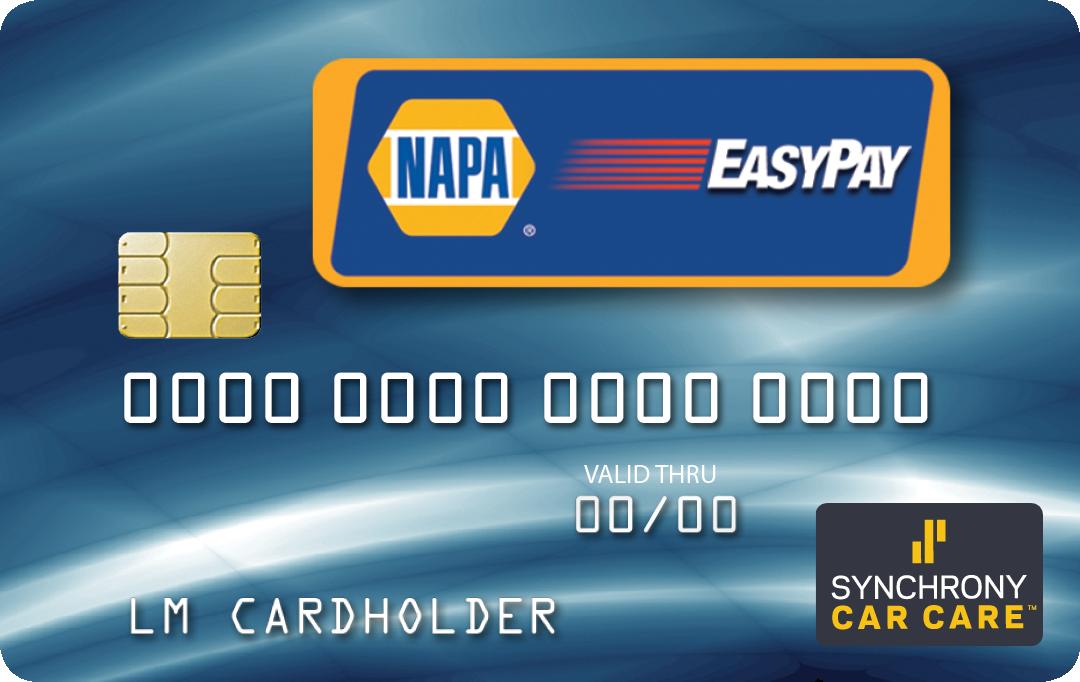 Napa EasyPay (Car Credit) $5000