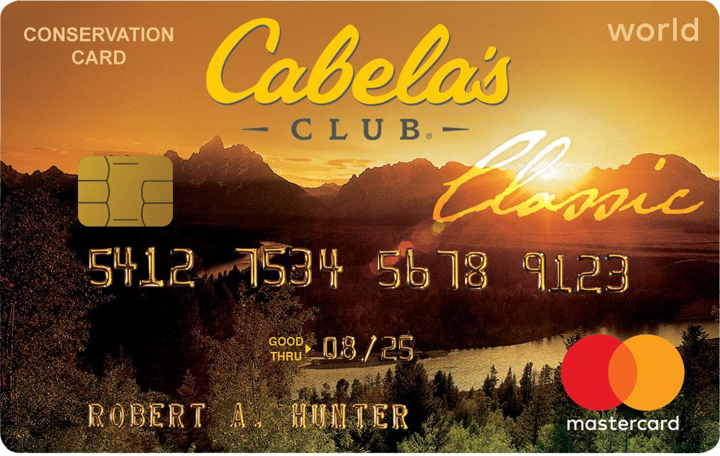 Cabelas Clasic $1000
