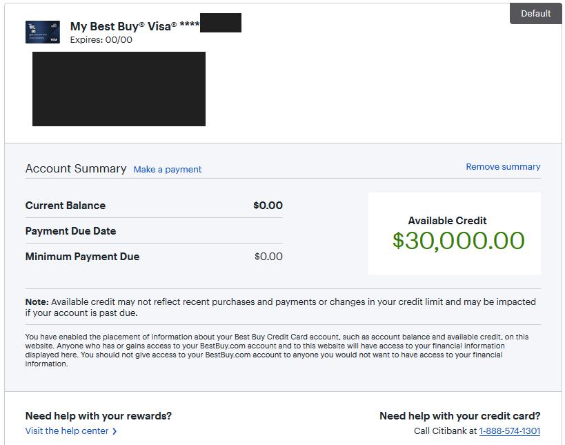 Best Buy Visa Platinum Approved 30k Myfico Forums 5599570