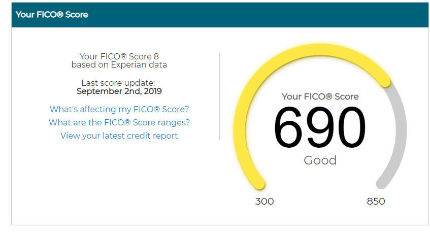 FICO 8 per the Creditwise USAA site.