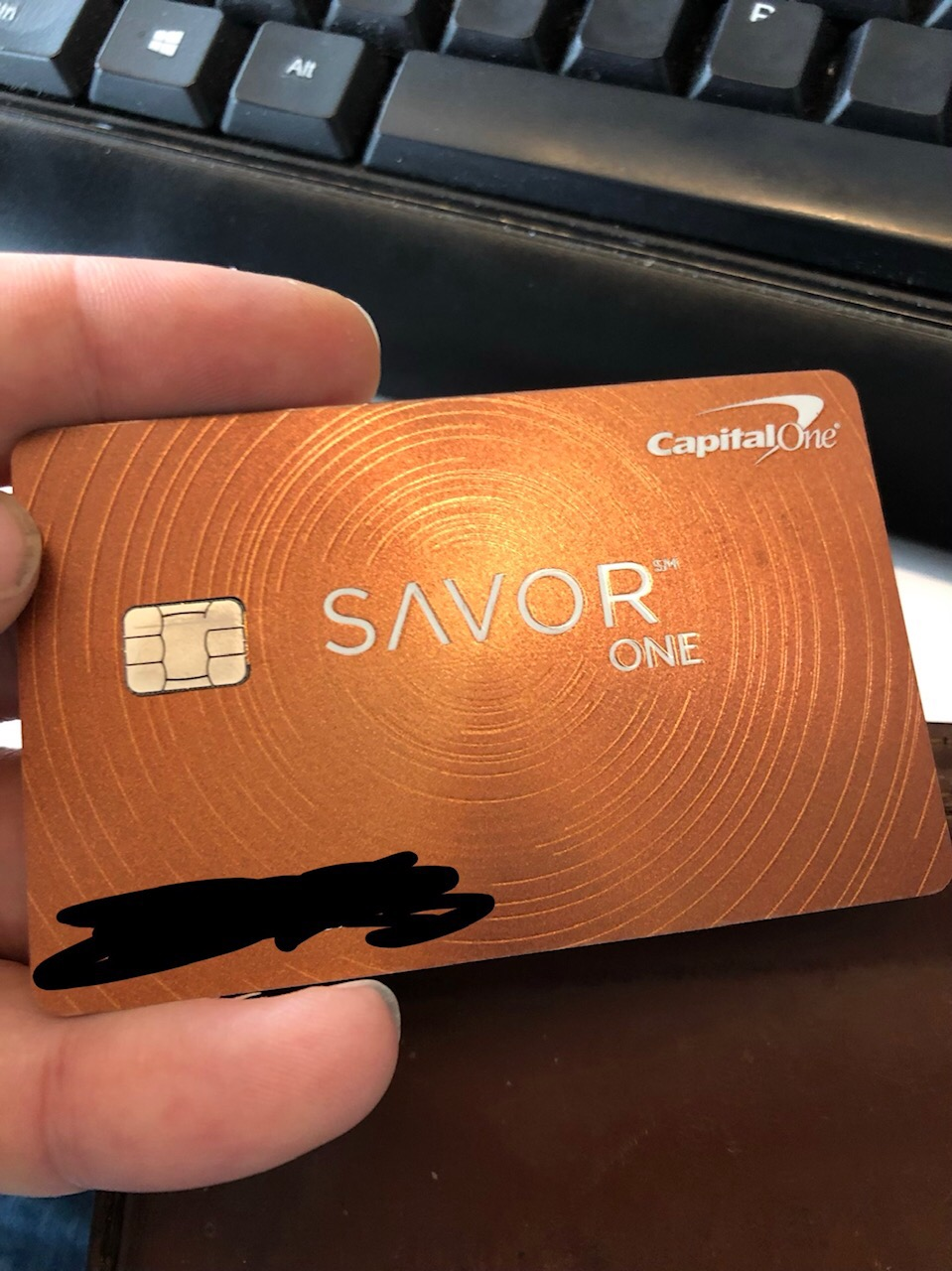 Cap One Savor One APPROVAL! - myFICO® Forums - 13