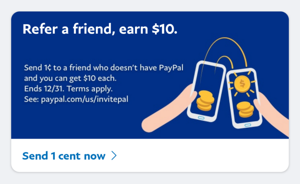 ..yeah, but who doesn't have PayPal?!?!