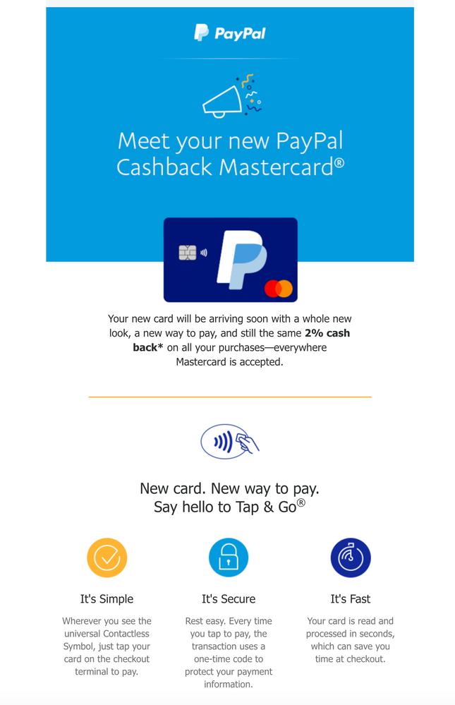 Paypal World Mastercard - myFICO® Forums - 7