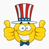 Smiley thumbs up american flag.png
