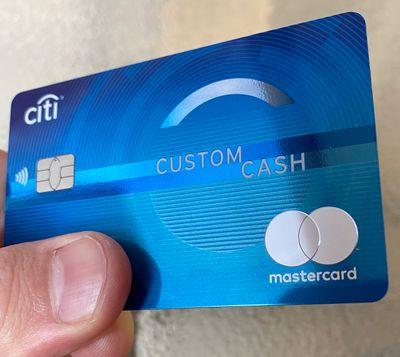 Citi Custom Cash Card Design - myFICO® Forums - 9