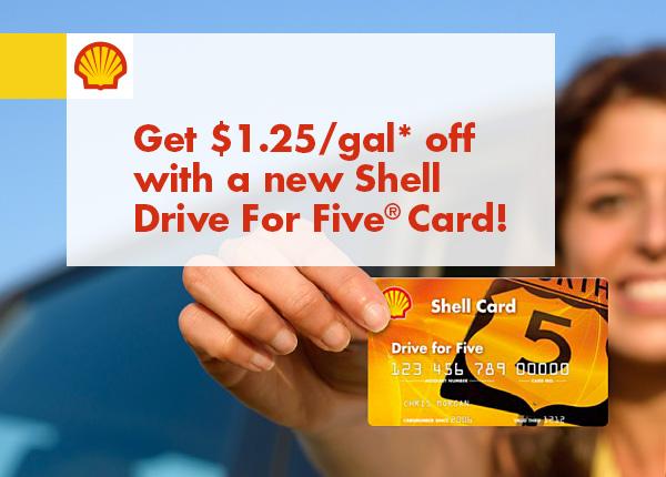Shell Drive For Five >> Shell Drive For Five Card Myfico Forums 3965259