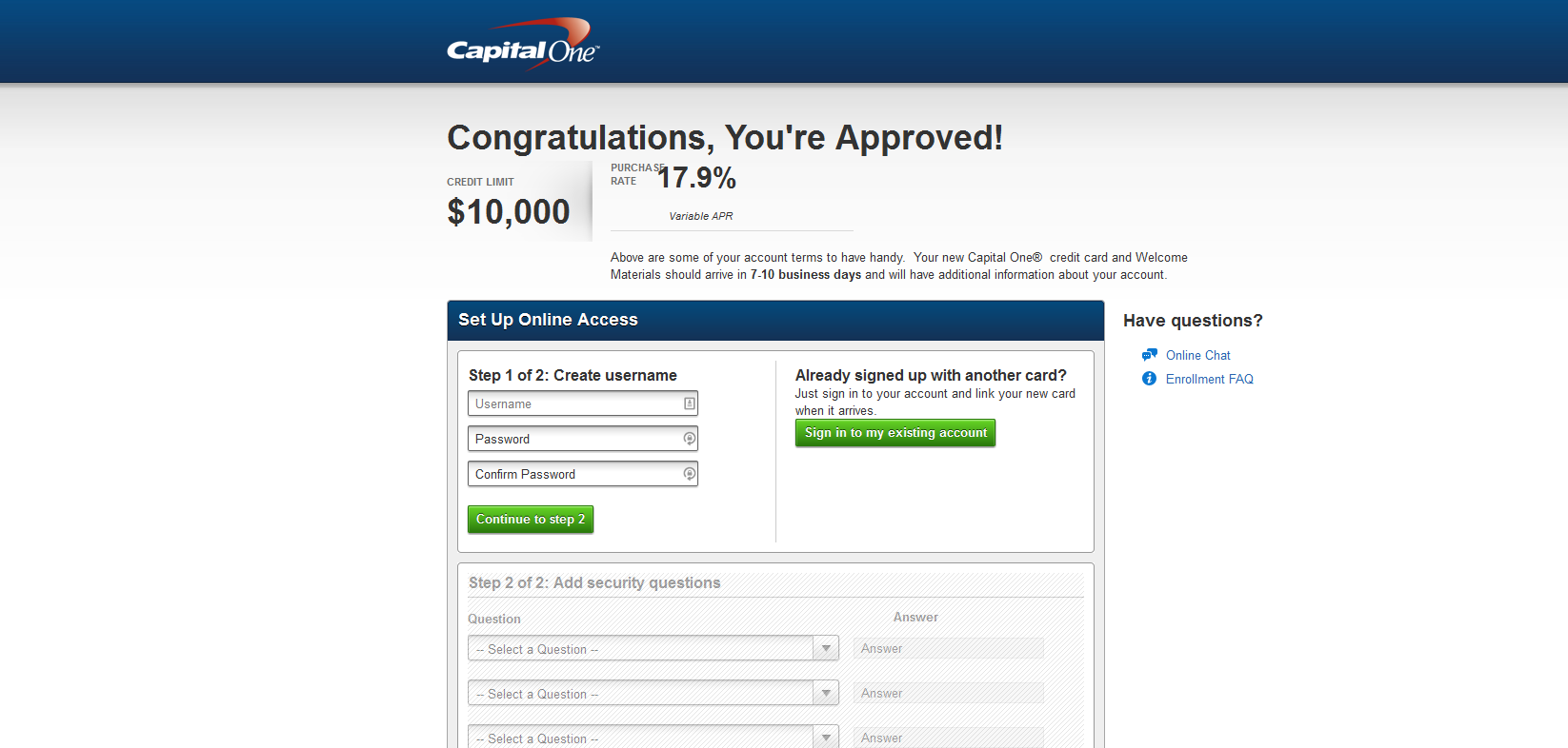 Is capital one psyching myfico forums 4003525 re is capital one psyching reheart Choice Image