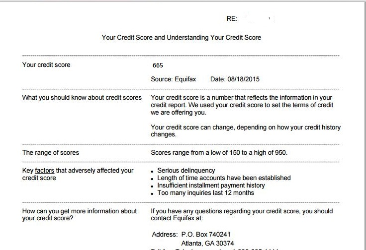 how to know my credit score india