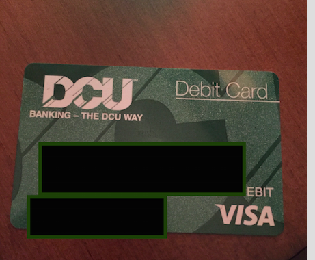 Where do you go to check DCU credit card applicati... - myFICO® Forums - 4236797