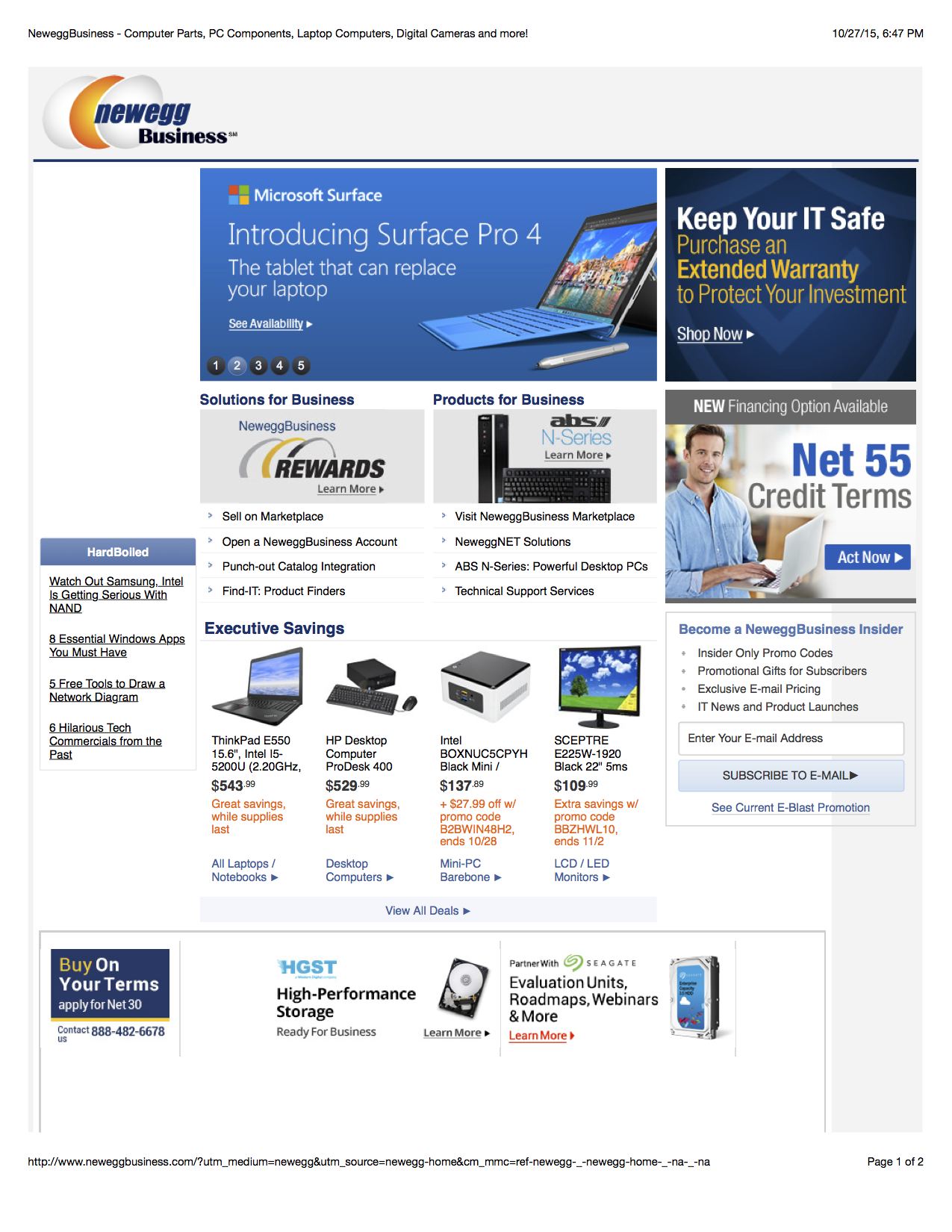 Just Got Approved For Newegg Business Net55 Terms Myfico Parts Of A Laptop Computer Diagram Neweggbusiness Pc Components Computers Digital Cameras And More