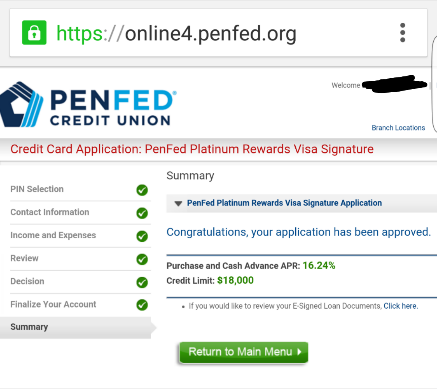 Penfed Approved! I've Moved On Up To The East Side