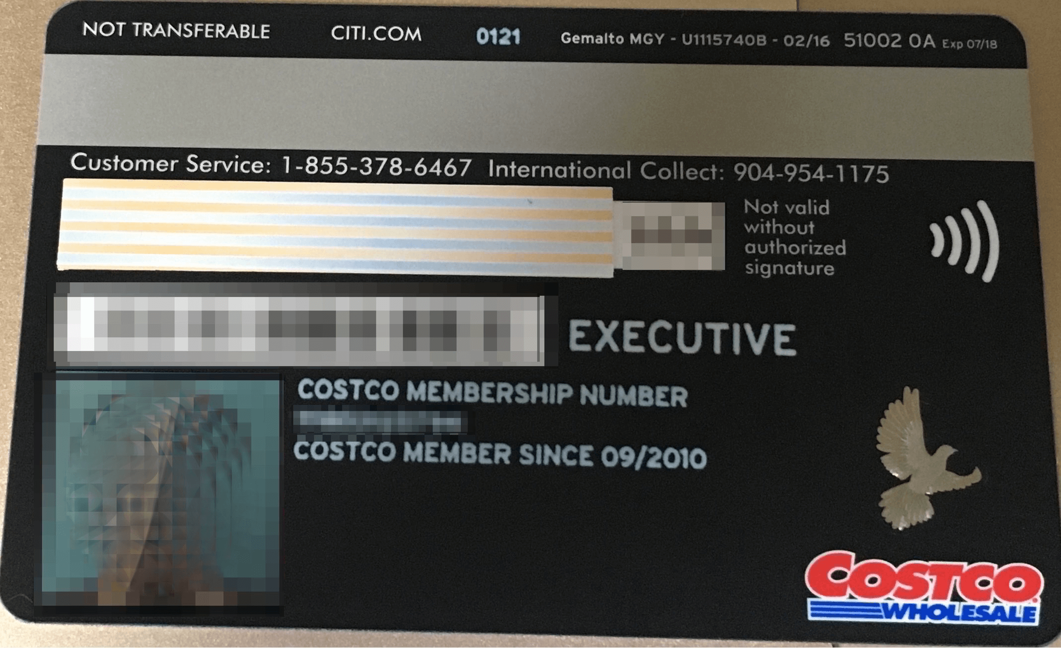 Costco Citi Visa Card Registration