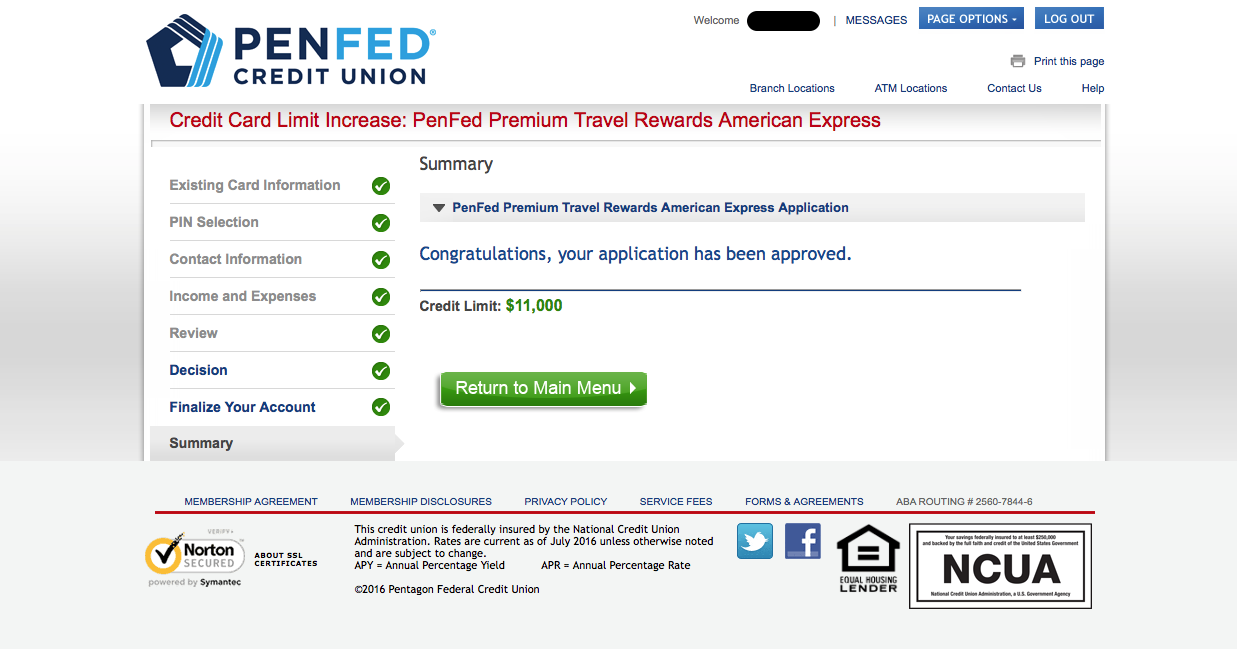Penfed travel amex cli approved myfico forums 4667710 travel amex clig freerunsca Image collections