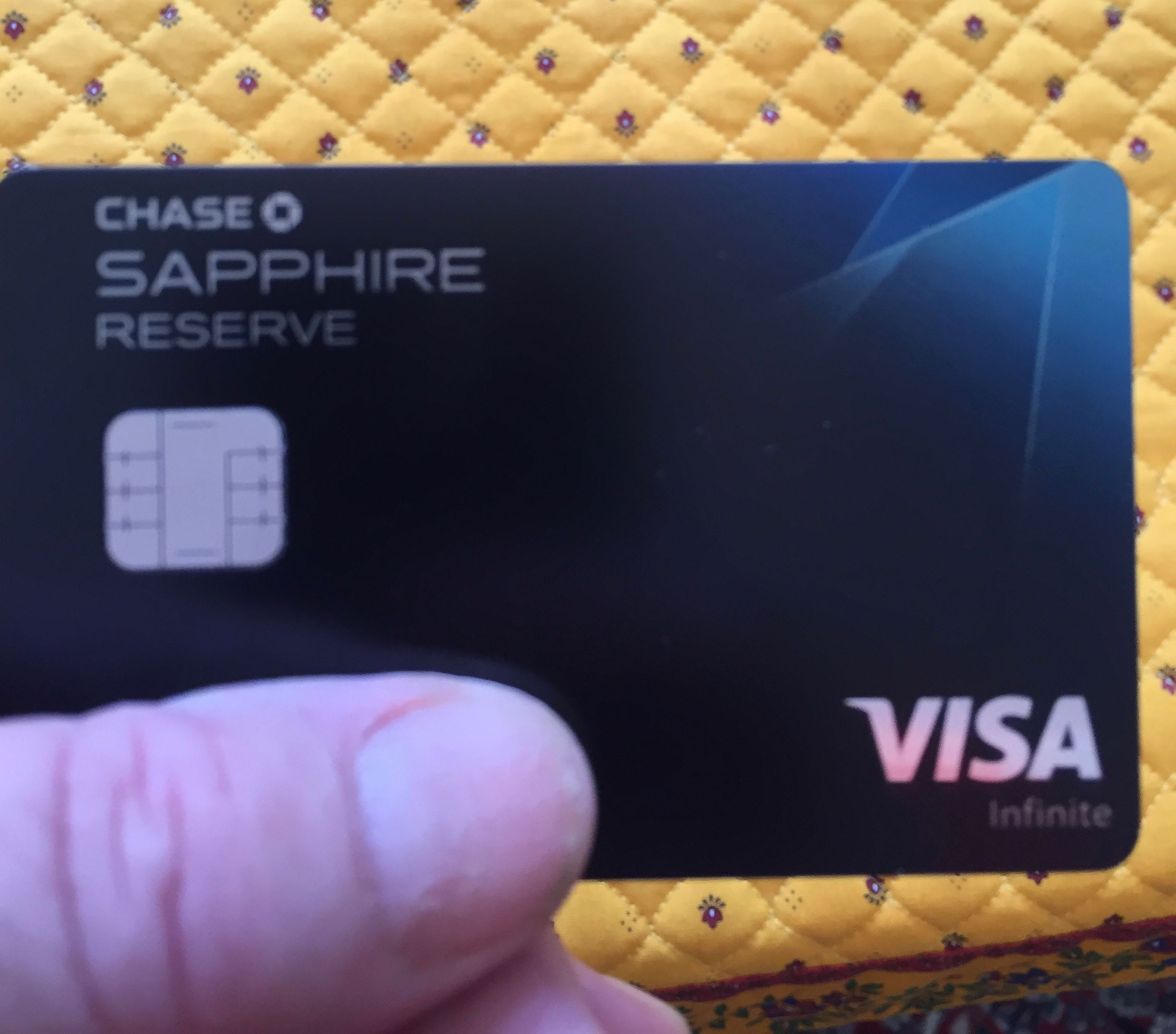 Chase Sapphire Reserve Approval/Denial Data Share - Page 14 - myFICO ...