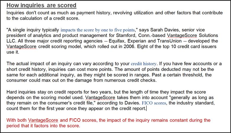 How Long Do Hard Inquiries Stay On Your Credit >> How Long Do Inquiries Stay On Cr Page 2 Myfico Forums