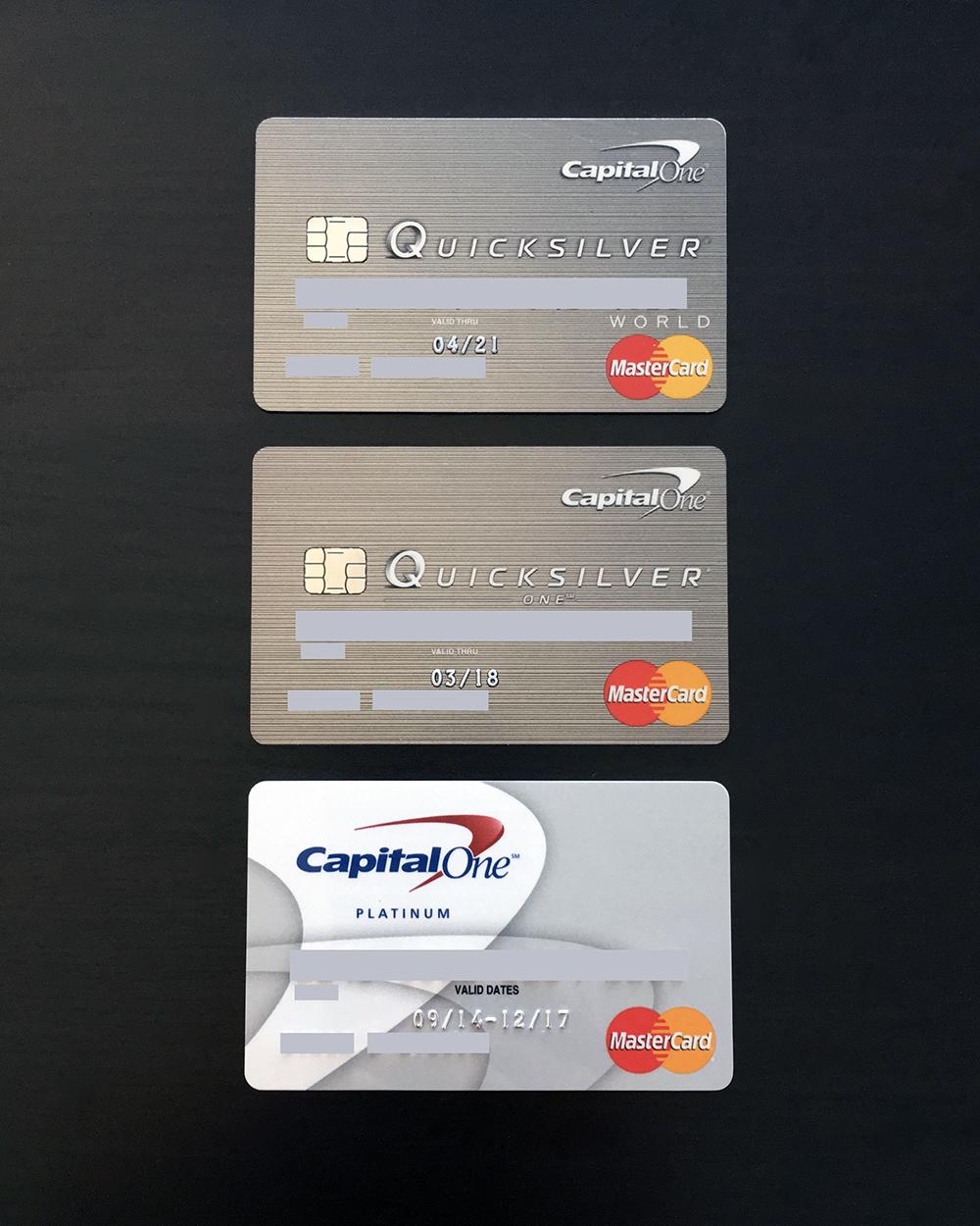 capital one platinum visa review