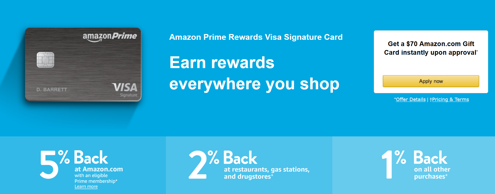 earn rewards and points?