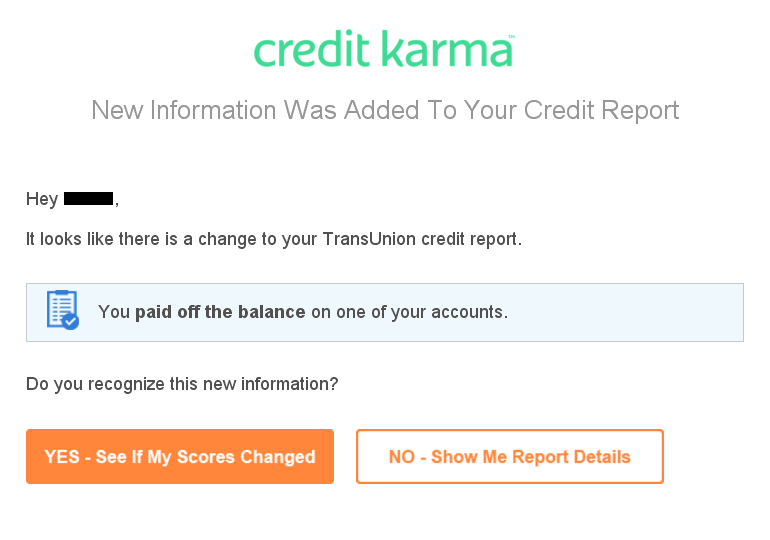 How to change your number on credit karma