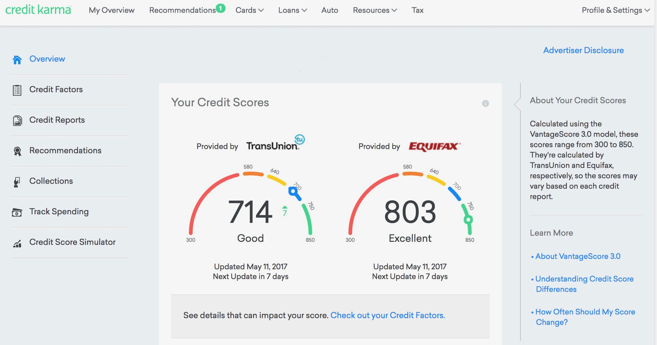 how do i get my fico score from credit karma
