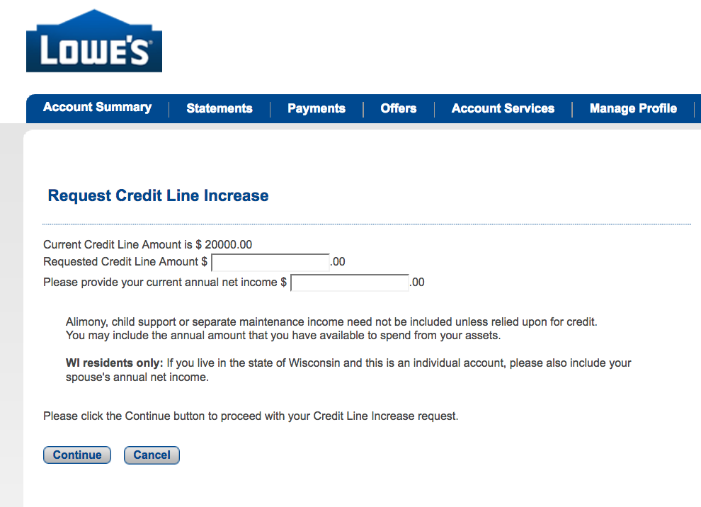 lowes synchrony bank