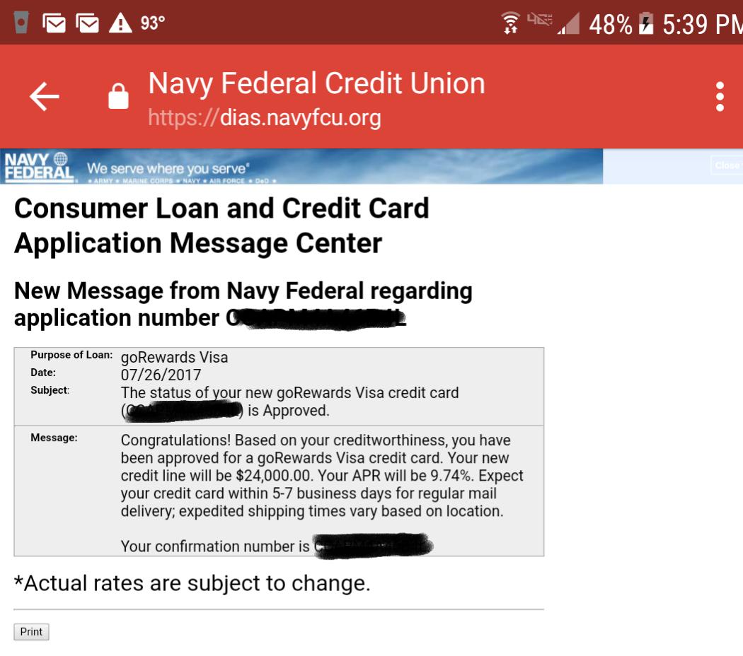 Navy federal go rewards approval 24k update myfico 20170726174544g colourmoves