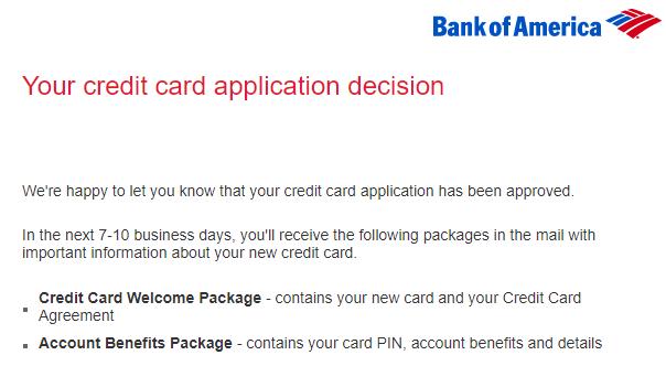 Bank Of America 1 2 3 Cashrewards Approval Myfico Forums 5015938
