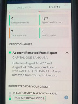 What Does Charge Off Mean On Credit Report >> What Does This Mean Cap One Charged Off Paid I Myfico