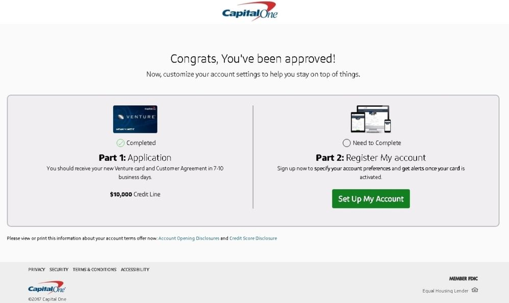 Update Approved How Solid Is Capital Ones Pre Qu Myfico